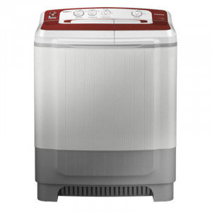 Samsung 8.0Kg WT80M4000HR Semi Automatic with Double Storm Pulsator (Light Gray)