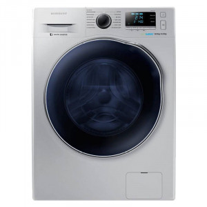 Samsung 8 kg WD80J6410AS/TL Fully Automatic Front Load Washing Machine (Silver)