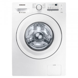 Samsung 8 kg WW80J3237KW/TL  Fully-Automatic Front Loading Washing Machine (White)