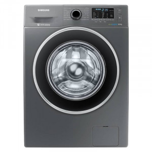 Samsung 8 kg WW80J5410GX/TL Fully Automatic Front Load Washing Machine (Grey)