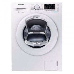 Samsung 8 kg WW80K5210WW/TL Fully Automatic Front Load Washing Machine(White)