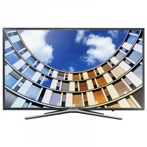 Samsung 80 cm (32 inches) UA32M5570AULXL Full HD Smart LED Television (Black)