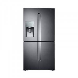 Samsung 826 L Inverter RF28K9380SG/TL side-by-side Double Door Refrigerator (Black Cavior)