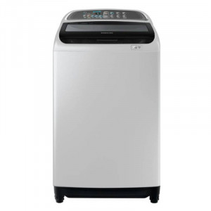 Samsung 9 kg WA90J5710SG/TL Fully Automatic Top Load Washing Machine (White & Black)