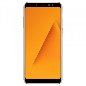 Samsung Galaxy A8+ (Gold, 64GB)