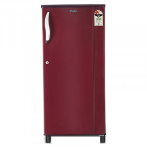 Sansui 190 L SH203EBR-FDA  3 Star Direct-Cool Single Door Refrigerator (Red)