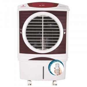 Singer 50 L Aerocool Premium with Remote Desert Air Cooler  (White)