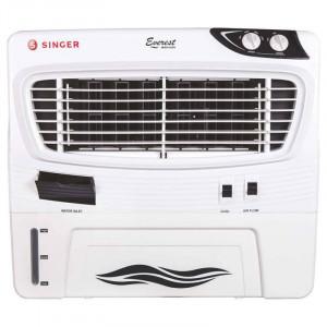Singer 50 L Everest Senior Personal Air Cooler(White)