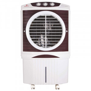 Singer 70 L Aerocool Supreme DX Desert Air Cooler  (White)