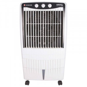 Singer 85 L Liberty Supreme Desert Air Cooler (White)