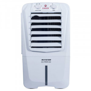 Singer Aviator 10  Mini Personal Air Cooler  (White)