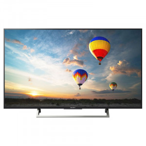 Sony BRAVIA 138.8cm (55 inches) KD-55X8200E 4K UHD SMART LED TV (Black)