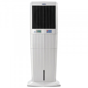 Symphony 100 L Storm 100i Tower Air Cooler(White)