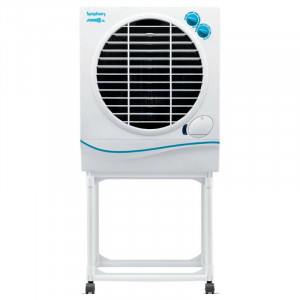 Symphony 22 L Jumbo Jr Room Air Cooler (White)