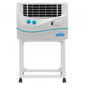 Symphony 22 L Kaizen Jr (With Trolley) Room Air Cooler  (White)