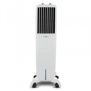 Symphony 35 L Diet 35T Tower Air Cooler(White)