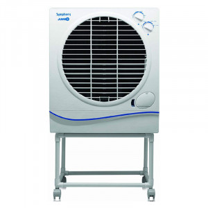 Symphony 51 L Jumbo itre Air Cooler (White)