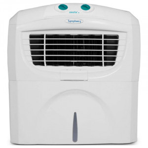 Symphony 70 L Siesta Jr Room Air Cooler  (White)