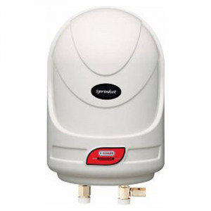 V-Guard 3 L Instant Water Heater Sprinhot Metro Water Heater (White)