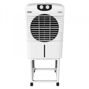 Vego 51 L Turbo 51 with Trolley Desert Air Cooler (White)