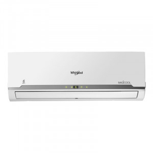 Whirlpool 1.5 Ton 5 Star MGCL ROYAL 5S Aluminium Condenser Split AC (White)