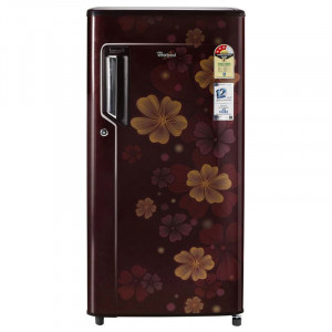 Whirlpool 185 L 3 Star 200 IMPWCool PRM 3S Direct Cool Single Door Refrigerator (Wine Orbit)