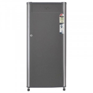 Whirlpool 190 L 3 Star 205 GENIUS CLS 3S Single Door Refrigerator (Gray)