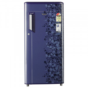 Whirlpool 190 L 3 Star 205 IMPWCOOL PRM 3S Direct Cool Single Door Refrigerator (Sapphire PrimRose)