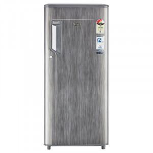 Whirlpool 200 L 3 Star  215 IMPWCOOL PRM 3S  Direct Cool Single Door Refrigerator (Grey Titanium)