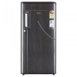 Whirlpool 200 L 3 Star 215 IMPWCOOL PRM 3S Direct-Cool Single Door Refrigerator (Twilight Titanium)