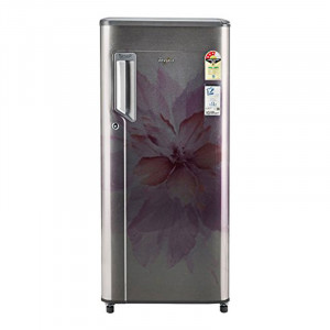 Whirlpool 200 L 3 Star 215 IMPWCool PRM 3S Direct Cool Single Door Refrigerator (Wine Regalia)