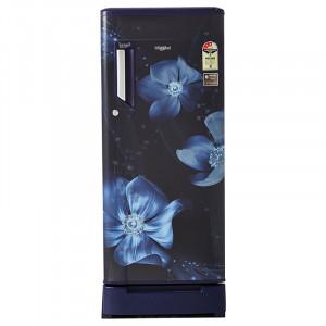 Whirlpool 200 L 3 Star 215 IMPWCool Roy 3S Direct Cool Single Door Refrigerator (Sapphire Magnolia)