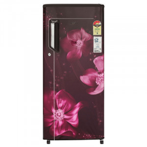 Whirlpool 200 L 4 Star  215 IMPWCOOL PRM 4S IceMagic Powercool Direct Cool Refrigerator (Wine Magnolia)