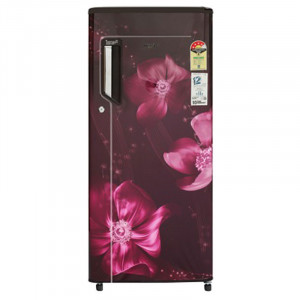 Whirlpool  200 L   4 Star IceMagic Powercool Direct Cool Refrigerator  (Wine Magnolia)