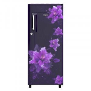 Whirlpool  200 L Fridge 4 Star 215 IM PC PRM 4S Single Door Refrigerator (Purple Splash)