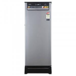 Whirlpool 215 L 230 Vitamagic Pro Roy 4S  4 Direct Cool Single Door Star Refrigerator(Alpha Steel)