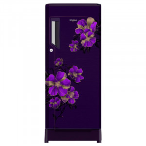 Whirlpool 215 L  4 Star 230 IMFRESH ROY 4S SINGLE DOOR REFRIGERATOR (Purple Electra)