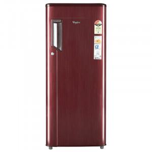 Whirlpool 215 L 4 Star 230IM FRESH PRM 4S Direct Cool Single Door Refrigerator (WINE Titanium)