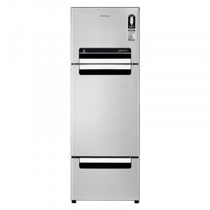 Whirlpool 240 L FP 263D Protton Roy  Frost Free Multi-Door Refrigerator (Alpha Steel)
