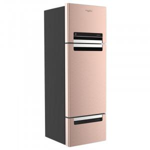 Whirlpool 240 L  FP 263D PROTTON ROY FROST FREE Triple Door Refrigerator (Alpha Mocha)