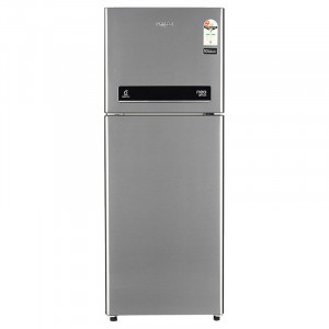 Whirlpool 245 L 2 Star NEO DF258 ROY ILLUSIA STEEL(2S) Frost Free Double Door Refrigerator (Illusia Steel)