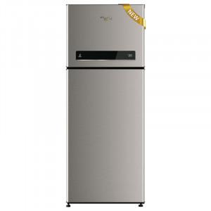 Whirlpool 245 L 3 Star DF258 ROY Frost Free Double Door Refrigerator(Arctic Steel)