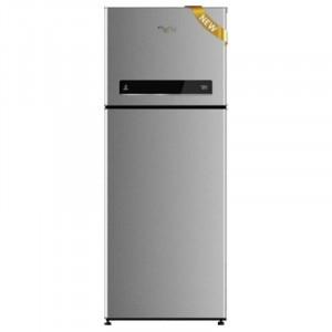 Whirlpool 245 Ltr 2 Star NEO DF258 ROY 2S Double Door Refrigerator (Arctic Steel)