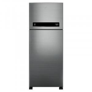 Whirlpool 265 L 2 Star Neo DF278 PRM 2S Double Door  Refrigerator (Arctic Steel)