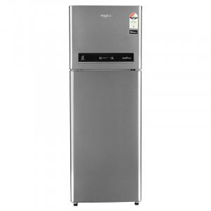 Whirlpool 265 L 3 Star IF 278 ELT Frost-Free Double Door Refrigerator (Alpha Steel)