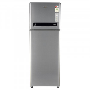 Whirlpool 265 L 3 Star NEO DF278 PRM 3S Frost Free Double Door Refrigerator (Illusia Steel)