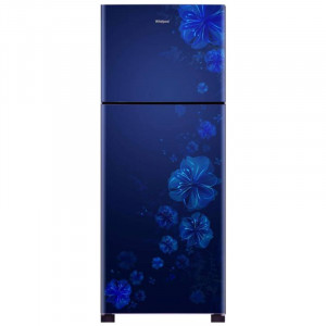 Whirlpool 292 L 3 Star Dd Neo 305 Prm Double Door Refrigerator (Sapphire Magnolia)