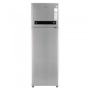 Whirlpool 292 L  3 Star NEO DF305 PRM  Frost Free Double Door Refrigerator (Illusia Steel)