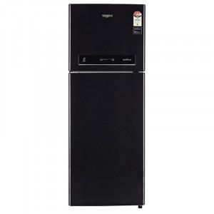 Whirlpool 3 Star IF 355 ELT  Door Frost Free Refrigerator (Caviar Black)