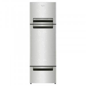 Whirlpool 330 L 4 Star FP 343D PROTTON ROY Frost Free  Inverter Multi-Door Refrigerator  (Steel Knight)